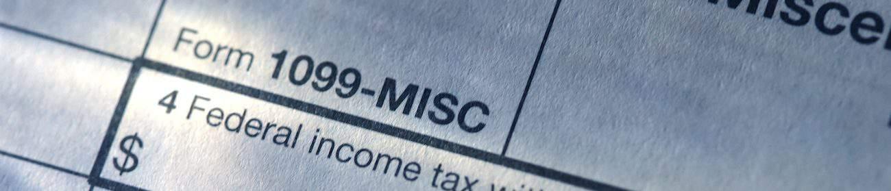 1099 MISC FAQS