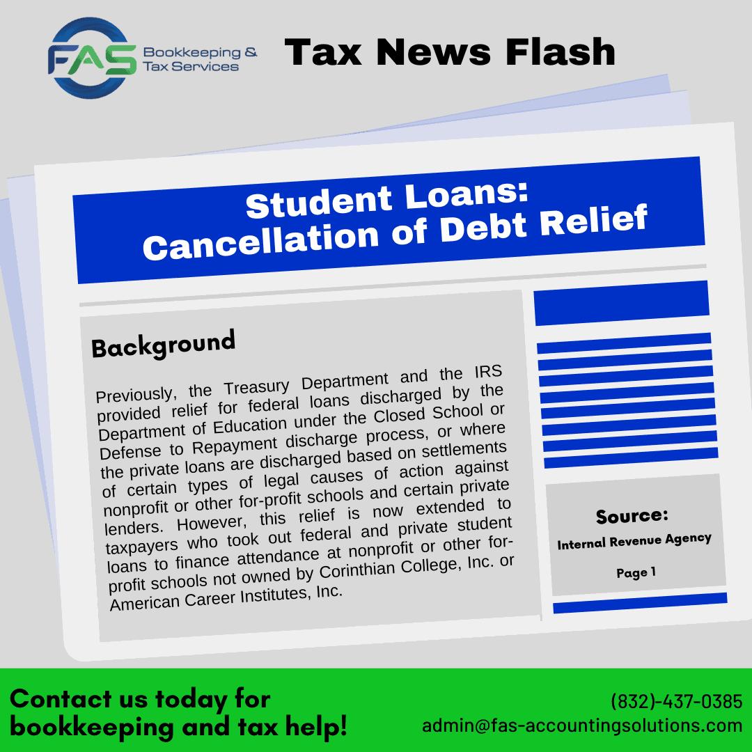 Debt Relief P1