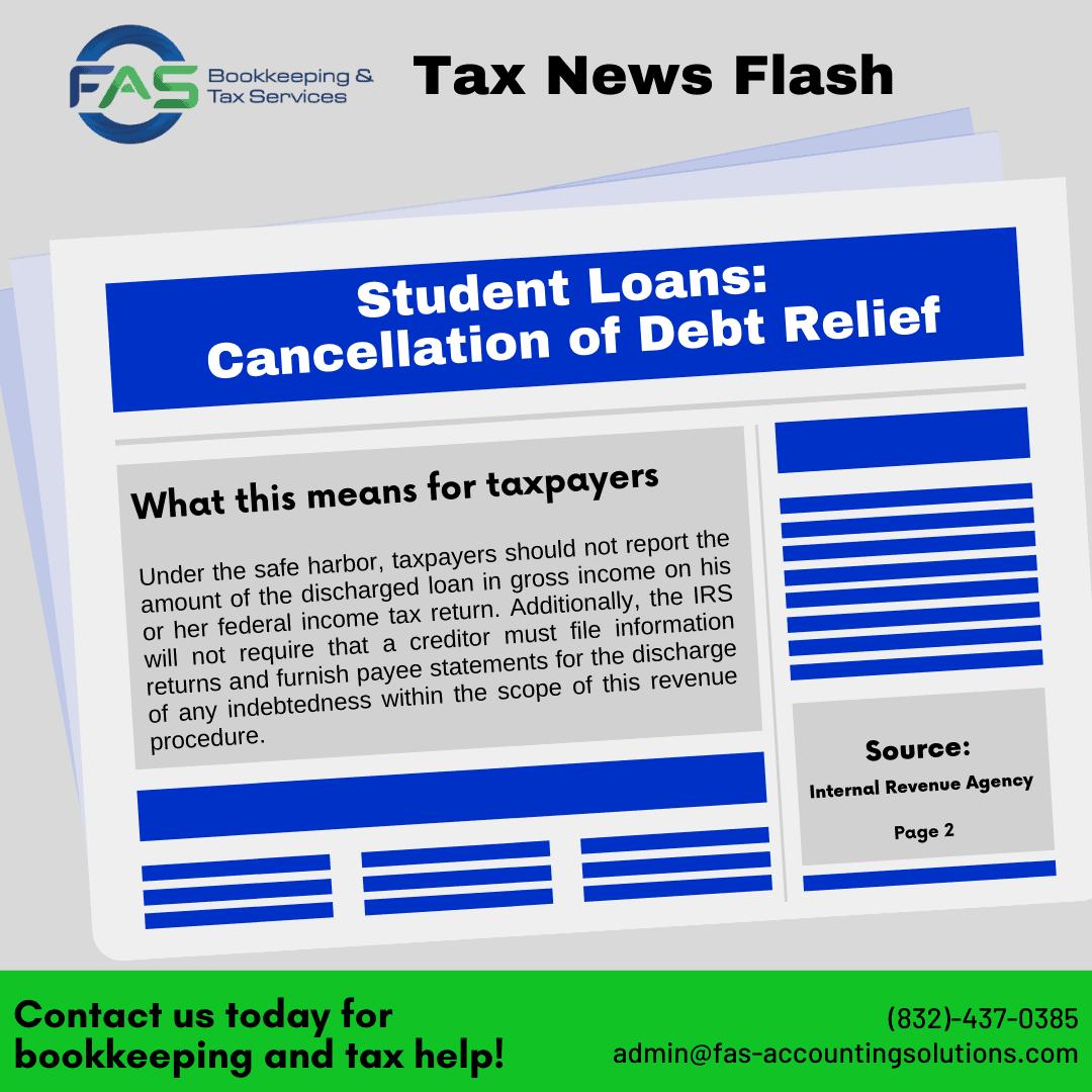 Debt Relief P2