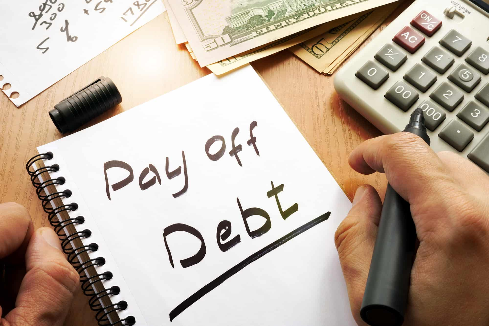 How to Pay Your Debts the Right and Smart Way