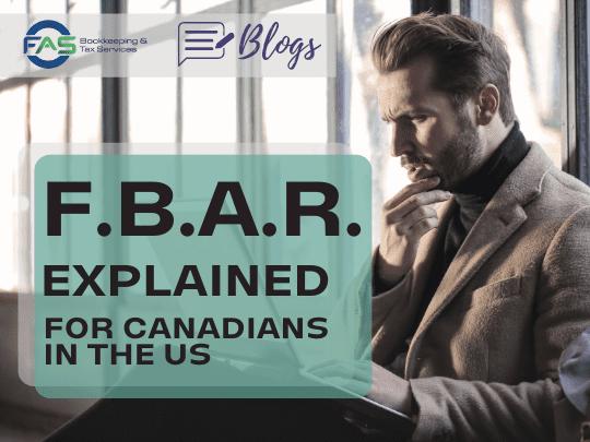 FBAR Explained