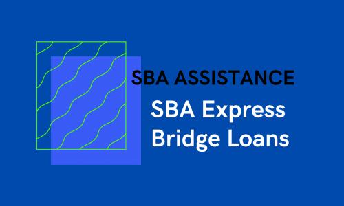 SBA Express Bridge Loans COVID Relief