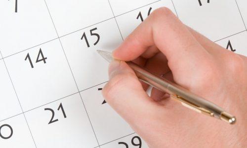 2019 Q2 Tax Calendar
