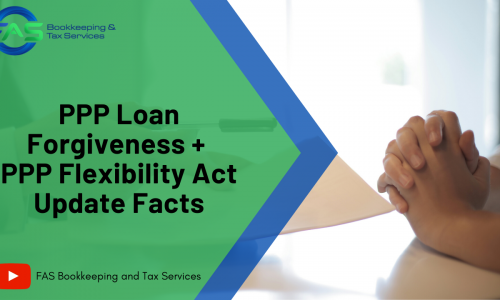 PPP Loan Forgiveness PPP Flexibility Act Facts
