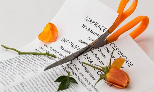 New Divorce and Alimony Tax Rules